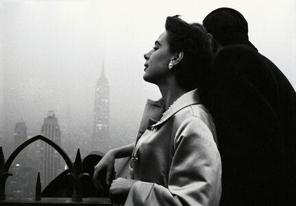 Eve Arnold, 'Model Drusilla Beyfus. New York City, USA', 1956