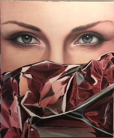 David Uessem, 'Wrapped Face 2', 2020