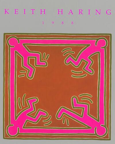 Keith Haring, 'Keith Haring Los Angeles 1988', 1988