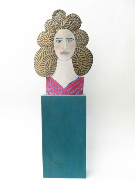 Jean Dessirier, 'Jeune femme tigre', 2012