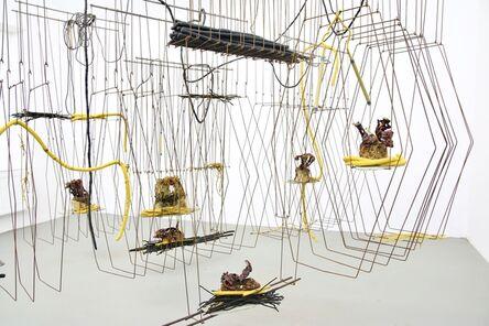 Iza Tarasewicz, 'The Means, The Millieu', 2014-2016