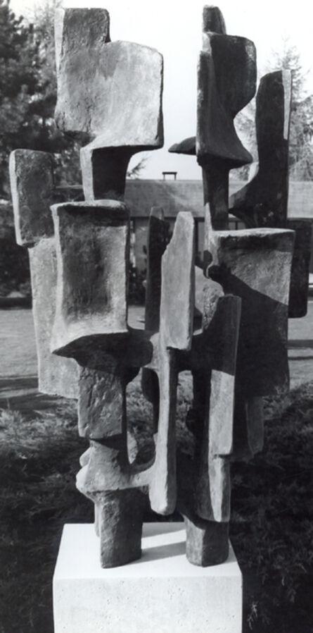 Alicia Penalba, 'Lunar III', 1965-1970