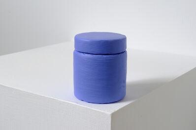 Lai Chih-Sheng 賴志盛, 'Paint Can_ Light Ultramarine Blue', 2014