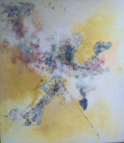 Isabel Turban, 'Untitled, Venice Map', 2015