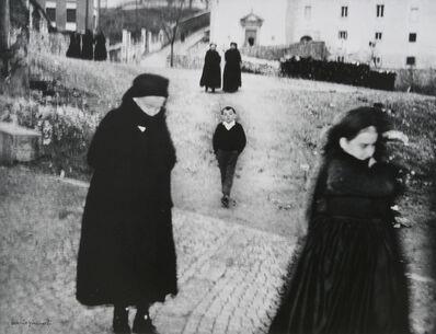 Mario Giacomelli, 'Scanno', 1957