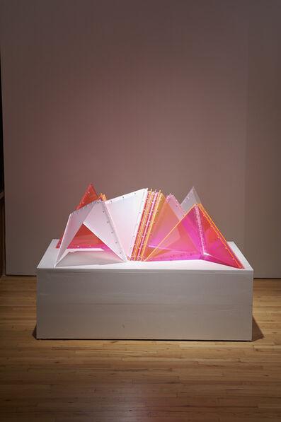 Marta Chilindron, '27 Triangles', 2011
