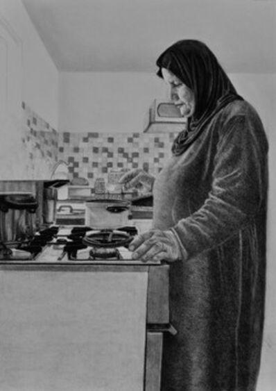 Samah Shihadi, 'Cooking Series', 2018