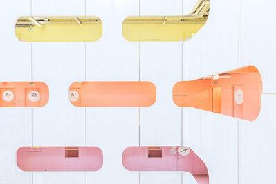 Ludwig Favre, 'Colorful University 2', 2017