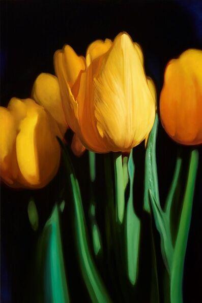 James Lahey, '5 Tulips 060721-02', 2021