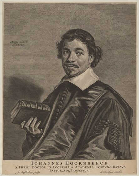 Jonas Suyderhoff, 'Jan Hoornbeeck'