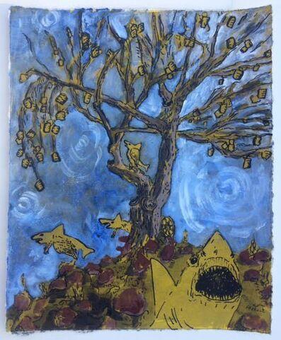 Joshua Goode, 'Flying Sharkysauruses and the Fried Pie Tree'