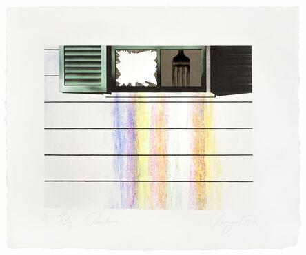 James Rosenquist, 'Rainbow', 1972