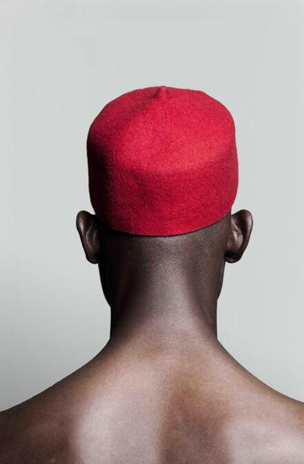 Lakin Ogunbanwo, 'Untitled (Red Hat)', 2015