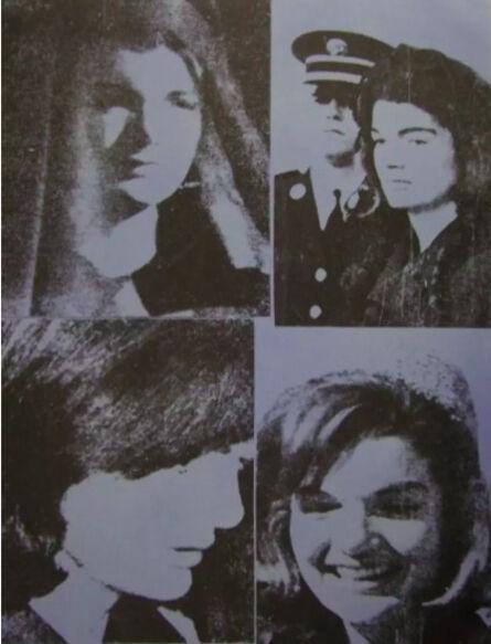 Andy Warhol, 'Jacqueline Kennedy III (Jackie III) II.15', 1966