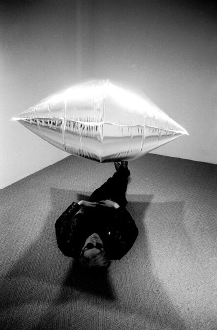Steve Schapiro, 'Under Silver Cloud, at the opening at Ferus Gallery, Los Angeles ', 1965