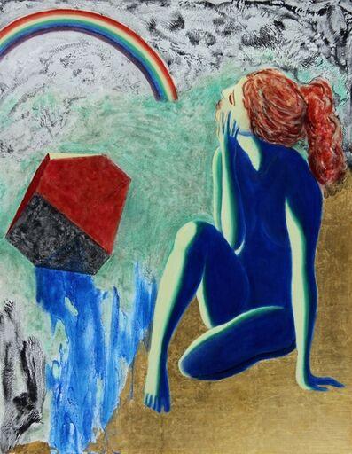 Michael Price, 'Homage to Dürer, Melancholia III, Divine Inspiration', 2014