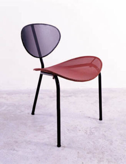 """Mathieu Matégot, 'Fauteuil """"Nagasaki"""" / """"Nagasaki"""" armchair', 1954"""
