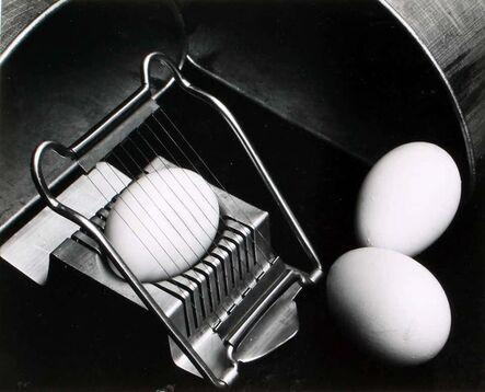 Edward Weston, 'Eggs and Slicer', 1930-1950