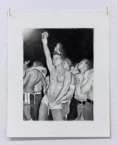 David Haines, 'Clubber Amsterdam', 2013