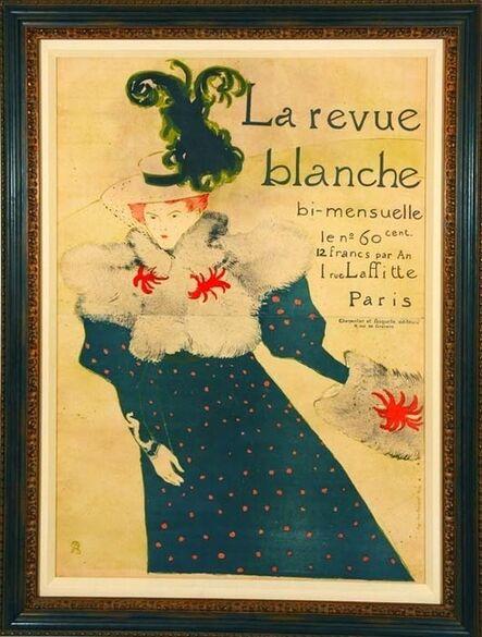 Henri de Toulouse-Lautrec, 'La Revue Blanche', ca. 1895
