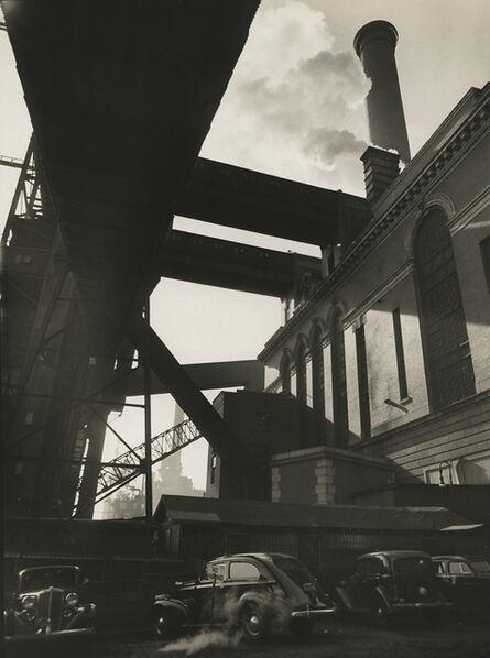 Berenice Abbott, 'Consolidated Edison Power House. 666 First Avenue, Manhattan', 1938