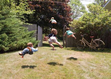 Rachel Hulin, 'Group Flight', 2012