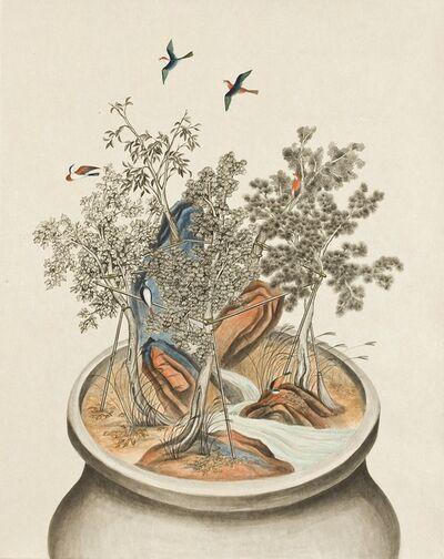 Hyun Kyung Lim, 'Growing Vase-3', 2012