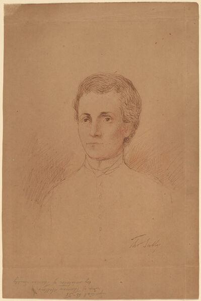 Imitator of Thomas Sully, 'Son of Thomas Mellon'