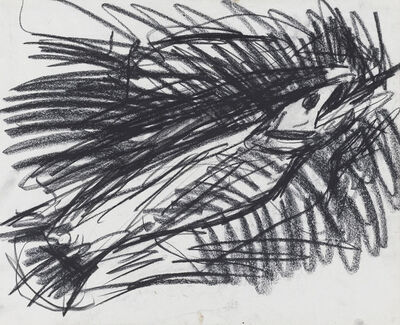 Leon Kossoff, 'From Courbet 'The Trout'', 1978