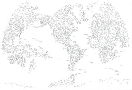 Kim Rugg, 'The World, 1965', 2015