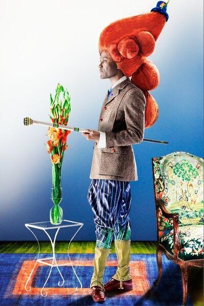 Iké Udé, 'SARTORIAL ANARCHY #5', 2013