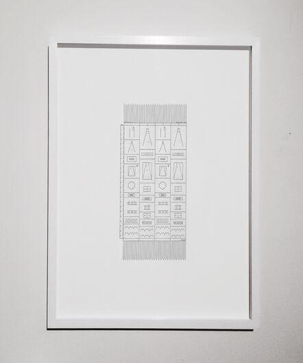 Beryl Korot, 'Dachau 1974', 1974