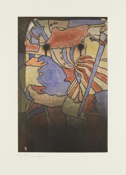 Jasper Johns, 'Untitled', 1999