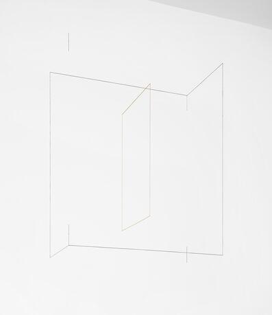 Jong Oh, 'Line Sculpture (cuboid) #31', 2019