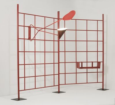 Guy Roisse, 'Metal Panel Screen', ca. 1990