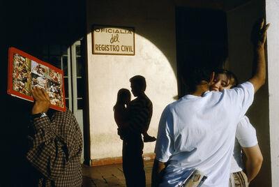 Alex Webb, 'Nuevo Laredo, Tamaulipas. MEXICO.', 1996