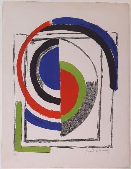 Sonia Delaunay, 'No title', ca. 1970