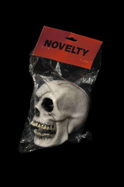 Jo Spence, 'The Final Project [Skull head (NOVELTY)]', 1991-1992