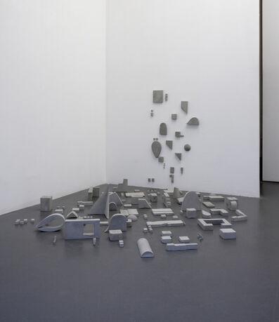 Ana Mazzei, 'Et nous, nous marchons inconnus', 2014