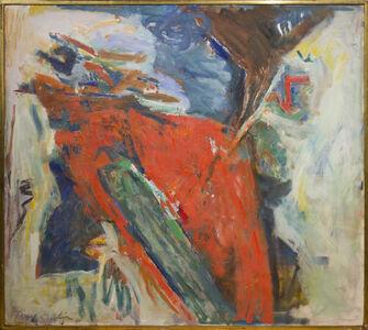 Paul Burlin, 'Good Day (Vicci)', 1960