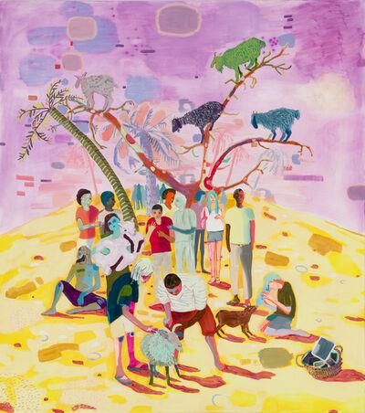 Melanie Daniel, 'Goat Love in a Digital Age', 2018