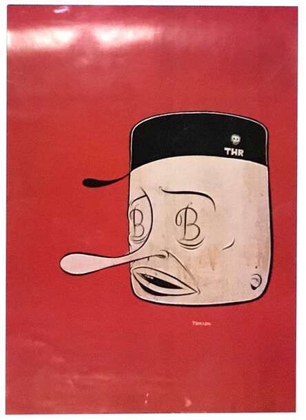 Barry McGee, 'Tokion poster', 1999