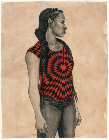 Robert Pruitt, 'Untitled (Channeling Uhura)', 2016