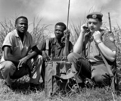 B.Z., 'Congo', 1963