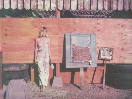 Kirsten Thys van den Audenaerde, ''A Portrait of the Artist as a young Woman' part of the series 'A girl called N.' ', 2019