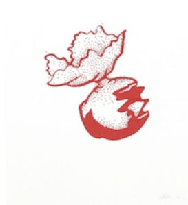 Ana Prada, 'Broken Vase-Burst Ballon #2', 2014