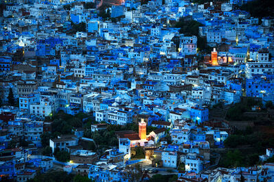 Steve McCurry, 'Chefchaouen, Morocco', 2016