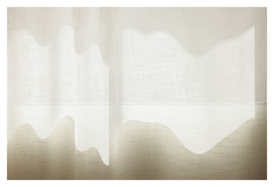 Uta Barth, '... and to draw a bright white line with light (Untitled 11.8)', 2011