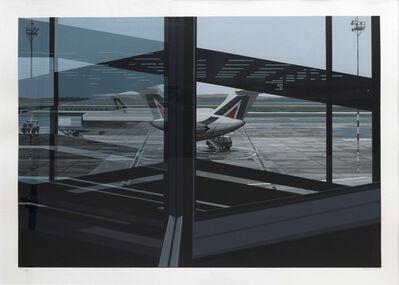 Richard Estes, 'Flughafen (Airport)', 1981