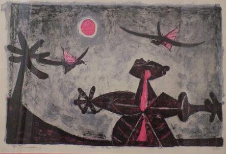Rufino Tamayo, 'Observador de Pajaros', 1950